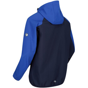 Regatta Arec II Jakke Herrer, surf spray/navy reflective
